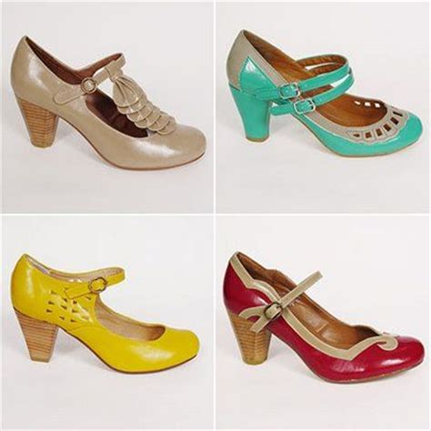 adorable retro shoes from plastic land a should be