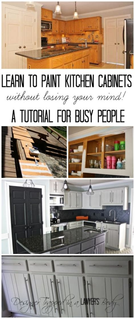how to paint kitchen cabinets without sanding how to paint kitchen cabinets no painting sanding your