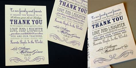 25 best ideas about thank you tags on thank 90 wedding thank you favors personalised thank you