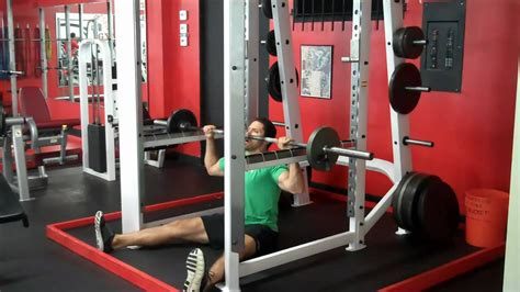 seated barbell press seated barbell rack shoulder press