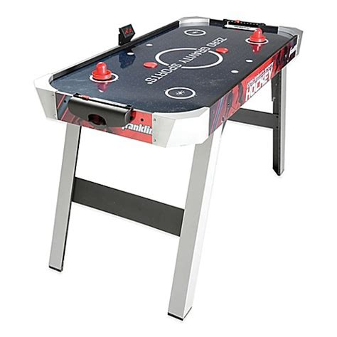 where to buy air hockey table buy franklin sports 48 inch air hockey table from bed bath