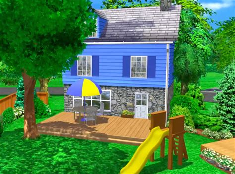 Backyardigans Backyard Pablo S House The Backyardigans Wiki Fandom Powered By
