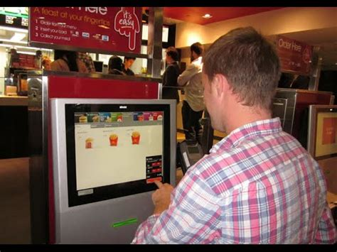 mcdonald s replacing cashiers with touch screen tablets another idiocracy prophecy come true