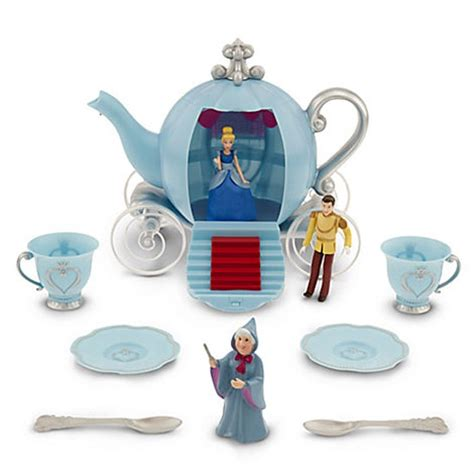 Disney Princess Tea Set disney princess cinderella tea pot set play set toyscity