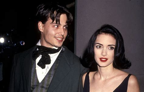 10 things you didn t know about johnny depp and winona