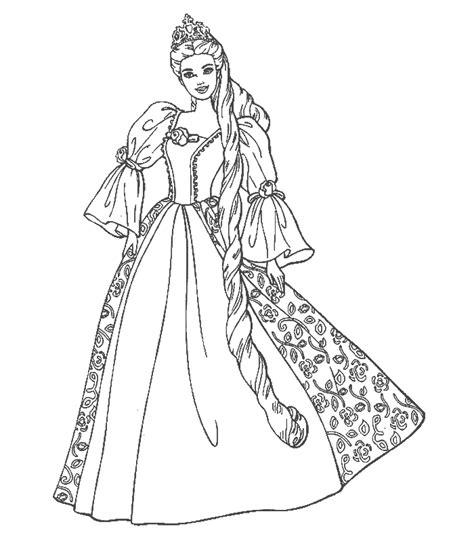 barbie as the island princess coloring pages coloring home