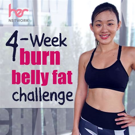 burn belly challenge 4 week burn belly challenge