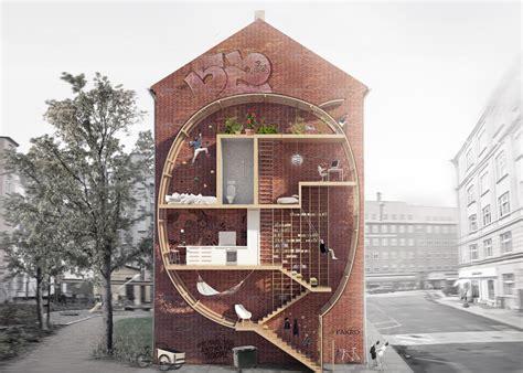 quot live between buildings quot a surprisingly appealing concept freshome com