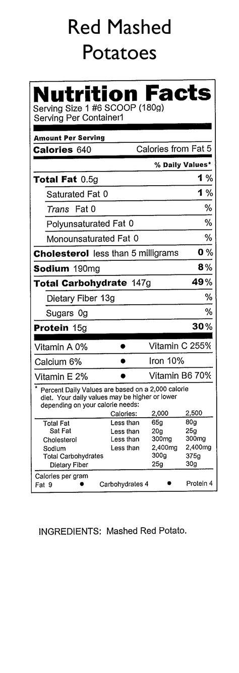 Nutrition | Campus Restaurants | PLU