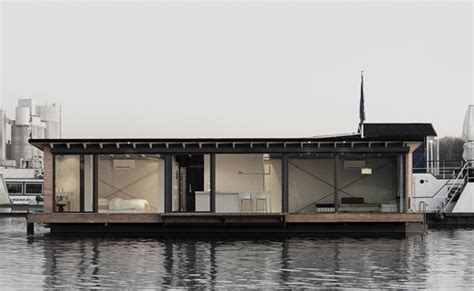 pontoon boat rentals ta bay area the urban rental a modern houseboat in berlin remodelista