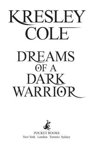 Read Dreams of a Dark Warrior by Kresley Cole online free