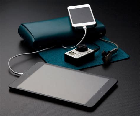 small charging station giveaway aviiq portable charging station mini folio