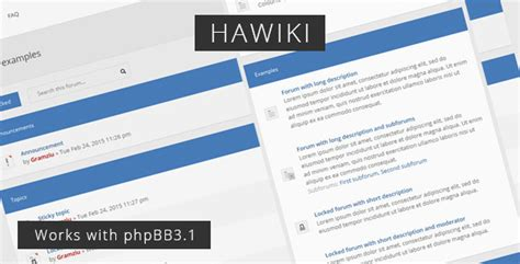 themeforest forum download hawiki forum theme nulled oxo nulled
