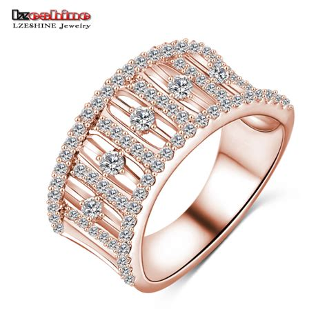 High End Engagement Rings by Aliexpress Buy Lzeshine Wholesale New High End
