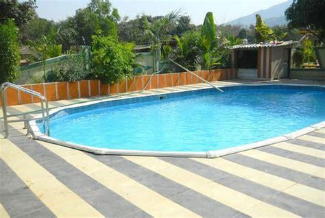 Cottage Virar Cottages With Pool Maharashtra by Swimming Pool Picture Of Aashirwad Cottage Resort Alibaug Tripadvisor
