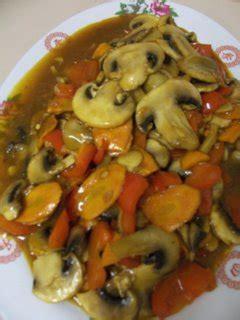 haramains kitchen tumis jamur saus tiram