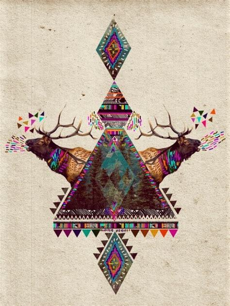 pattern art tumblr tribal ikat kilim on pinterest geometric tattoos