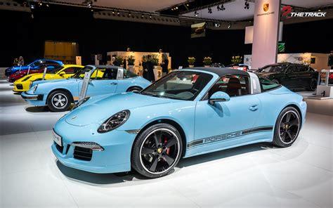 Porsche Exclusive by Porsche Targa 4s Exclusive Edition Alleen In Nl