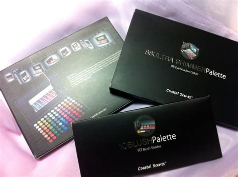 88 Original Palette Coastal ใหม coastal scents 88 original palette ultra