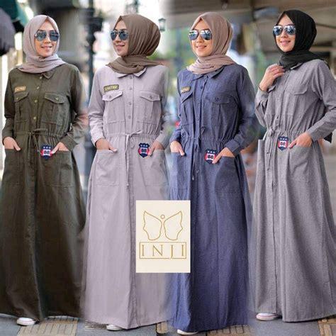 Rania Dress Baju Muslim Baju Murah abitistyle dot muslim fashion baju muslim terbaru