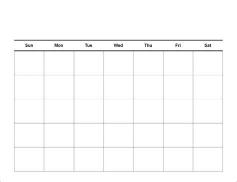 cool calendar template printable blank calendar template 2017 printable