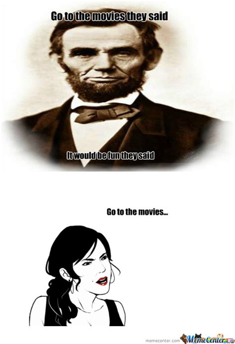 Abe Lincoln Meme - rmx abraham lincoln by savan12986 meme center