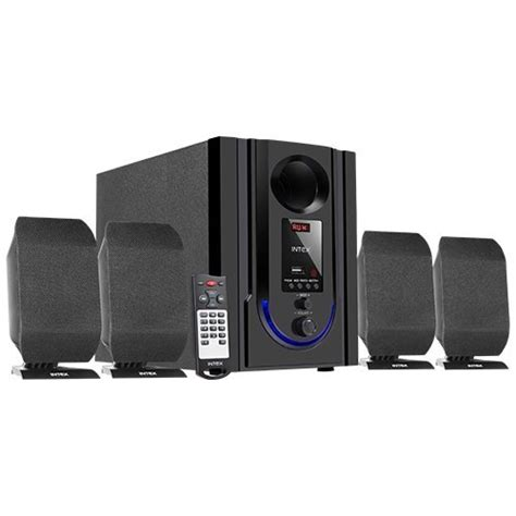 intex bluetooth home theater system  india