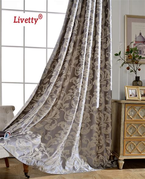 2016 weekend european luxury blackout curtains for living aliexpress com buy 2016 new luxury blackout curtains for