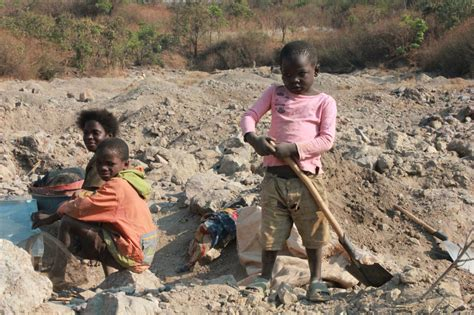 democratic republic of congo child labor mining children as young as 8 working in congo copper mines the