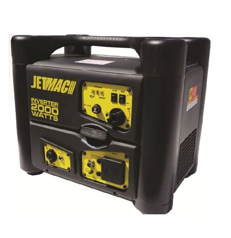 Silent Battery Operated Home Generator Jetmac 2 0kw Portable Silent Inverter Generator My Power