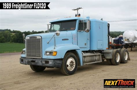 pin  nexttruck  throwback thursday trucks  sale freightliner trucks  sale trucks