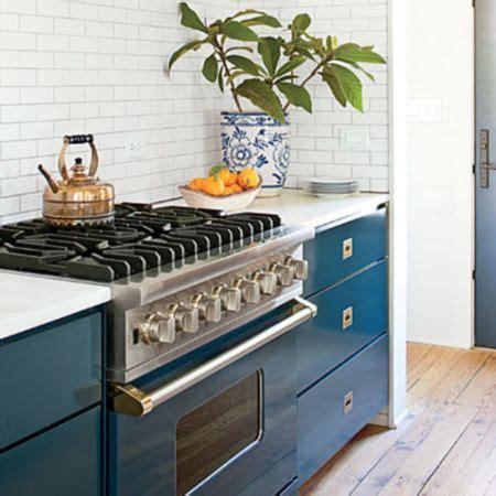 Kitchen Paint Range Quot Family Friendly Home Update Quot Features A Viking Blue Range