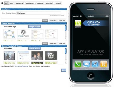Design Your Own With No Coding Knowledge by Appmakr Helps You Create Your Own Iphone App For Free No