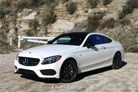 Mercedes C43 Amg by 2017 Mercedes Amg C43 Coupe Drive
