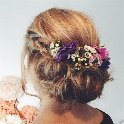 Wedding Hair Flowers Nz 1000 images about h a i r s t y l e s on