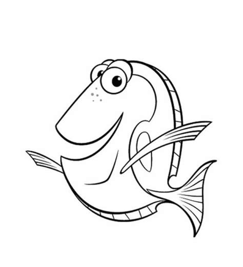 finding nemo coloring pages print az coloring pages