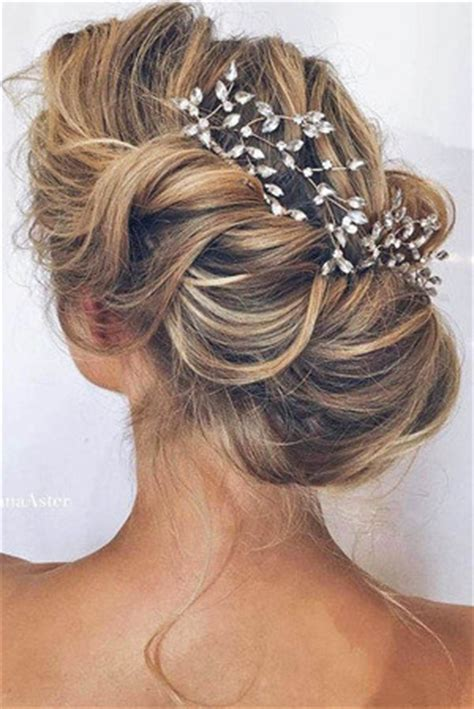 wedding hairstyles ideas hair top 20 wedding hairstyles you ll for 2018 trends oh