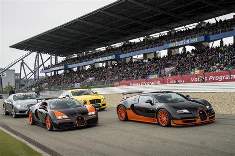 bugatti veyron sport speed bugatti s two land speed record holders meet at the