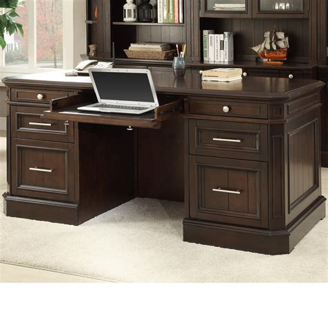 double desk office furniture parker house stanford sta 480 3 double pedestal executive