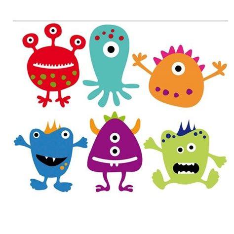 imagenes infantiles monstruos 17 mejores ideas sobre fiestas escolares en pinterest