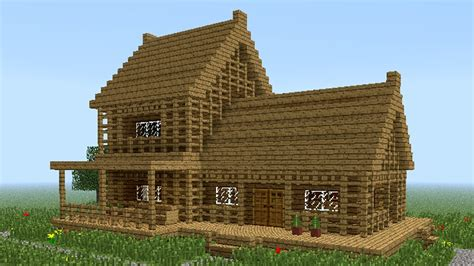 how to build a wood house minecraft how to build little wooden house 2 youtube