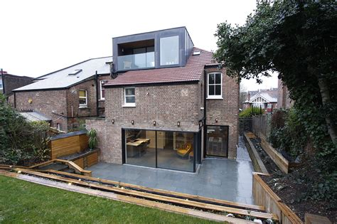 roof design for house extension architectural solutions for roof terraces and extensions 187 iq glass news