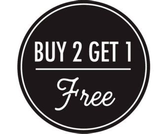 Buy 2 Get 1 Free etsy your place to buy and sell all things handmade