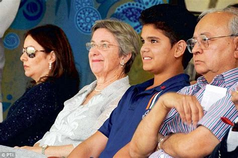 biography of mother and father anjali tendulkar family background father and mother name