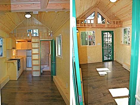 tiny homes interior jason s molecule tiny homes