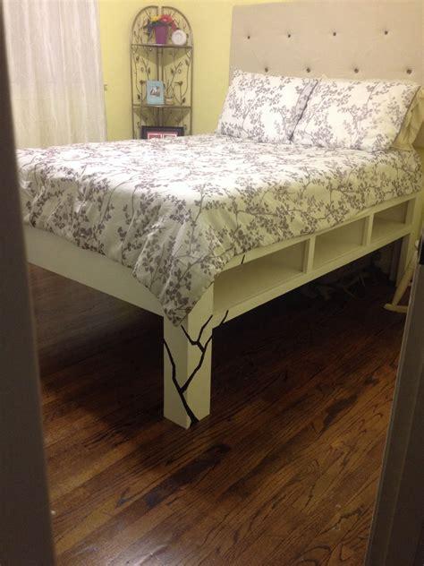 diy bed frame diy bed frame wooden bed