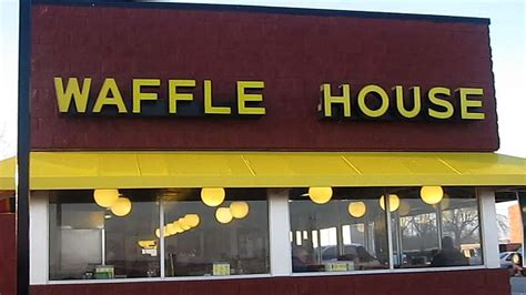 waffle house pay waffle house customer cooks his own meal while staffers sleep wbff