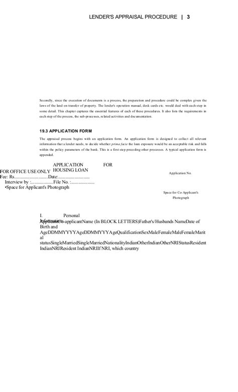Noc Letter Format For Transfer Electric Meter Retail Banking 003