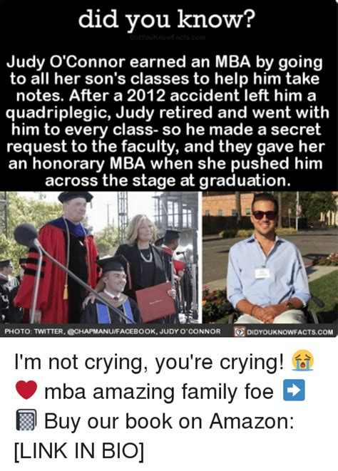 Judy O Connor Honorary Mba by 25 Best Memes About Foe Foe Memes