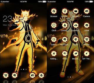 themes naruto miui download kumpulan tema android terbaru 2018 paling keren